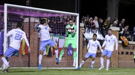 North Carolina – Nine Starters Are Back From The 2020-2021 Team That Advanced To The College Cup.